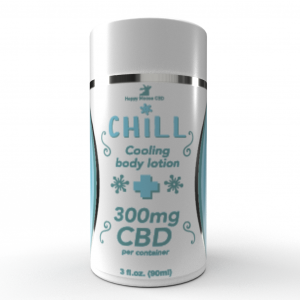 Chill – Cooling CBD Body Lotion