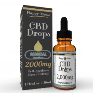 2000mg Original CBD Oil