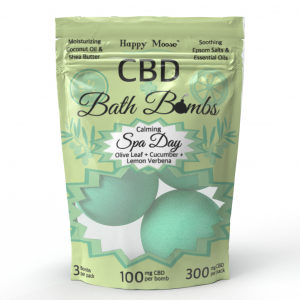 Spa Day CBD Bath Bombs